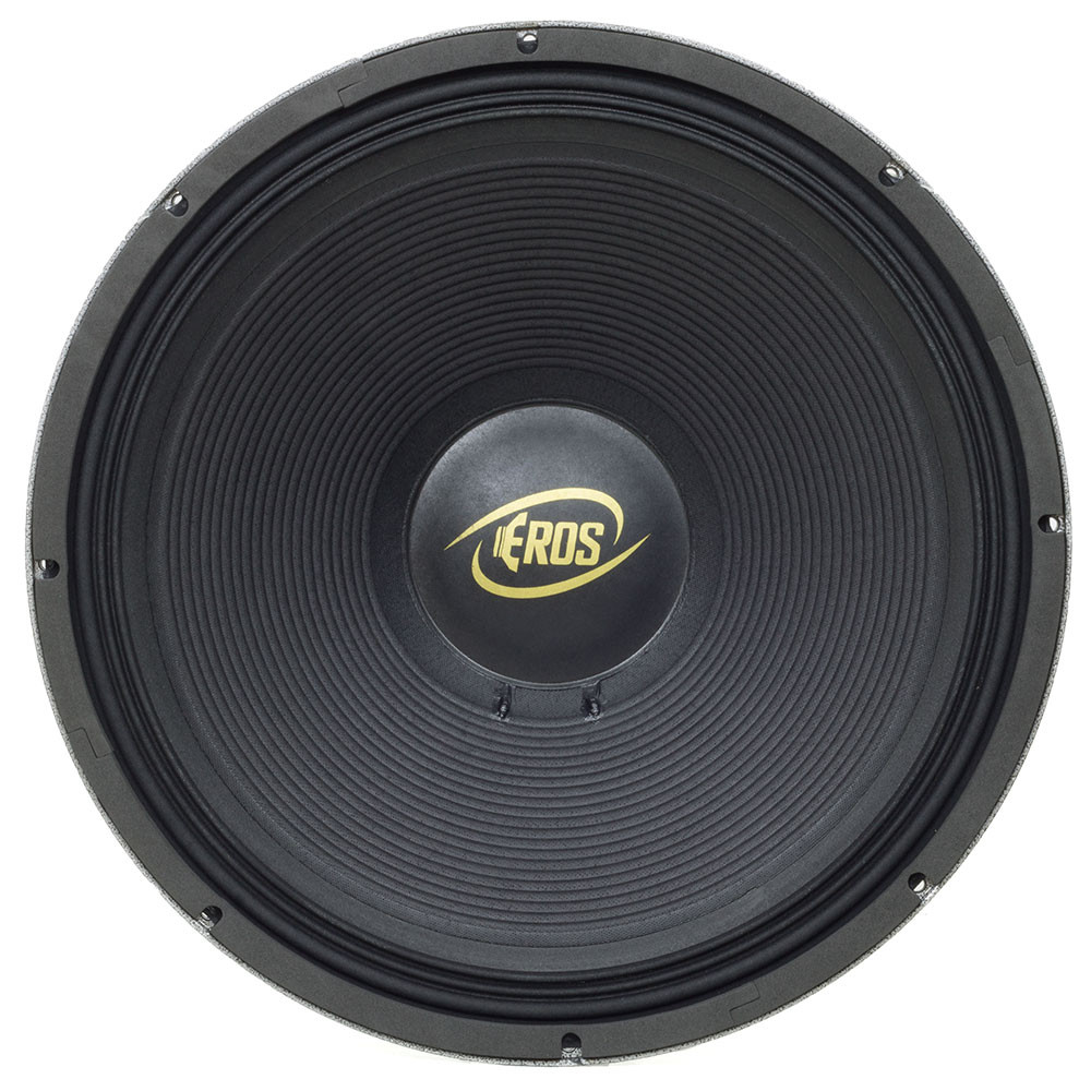 "Subwoofer 18"" Eros E-818 SDS - 800 Watts RMS - 4 Ohms"