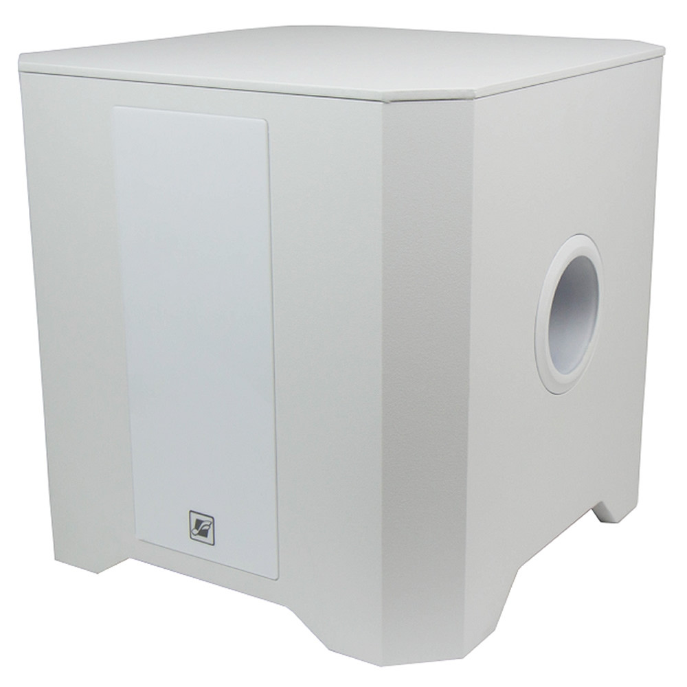 Subwoofer Ativo Frahm RD SW 8 - 100 Watts RMS - Branco