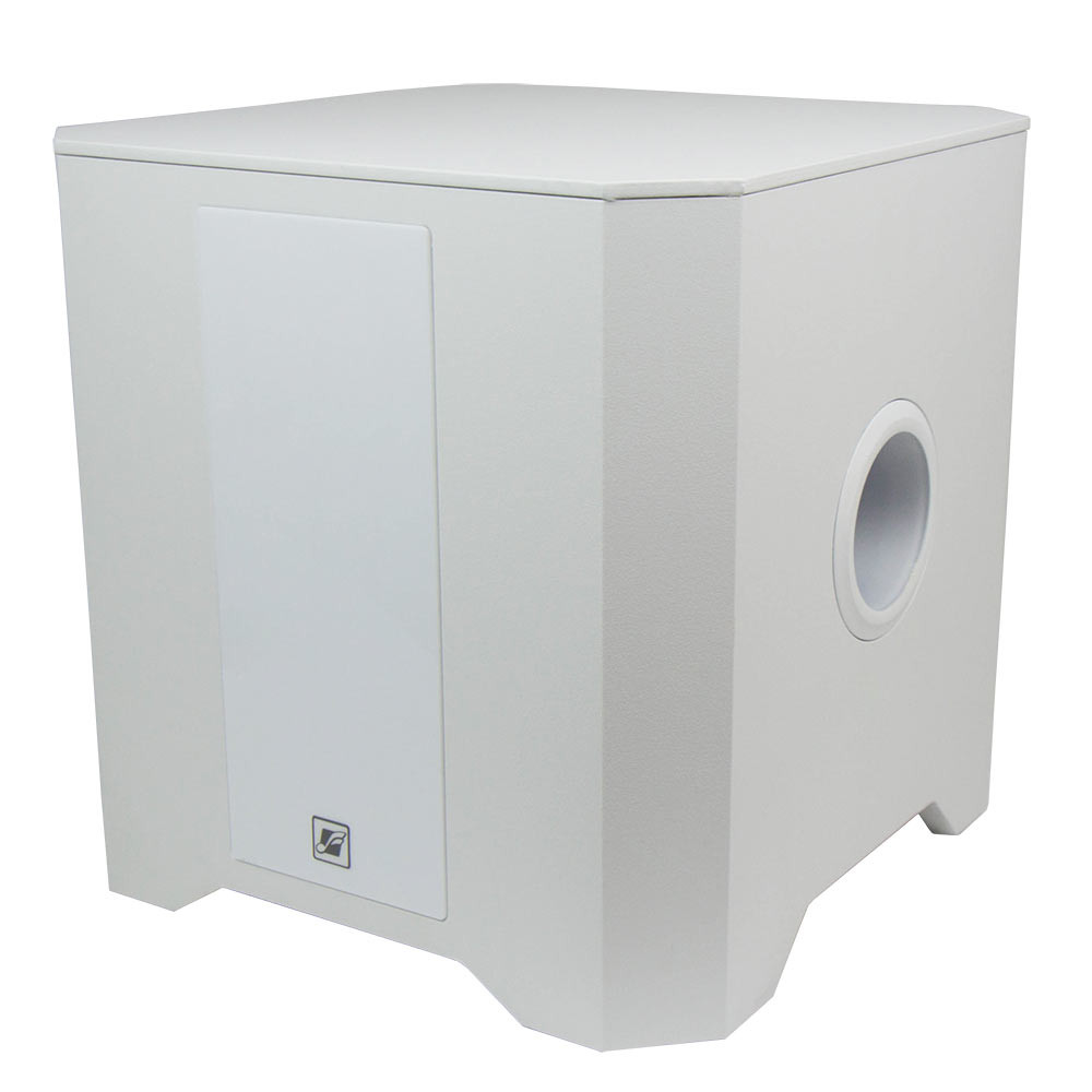 Subwoofer Ativo Frahm RD SW 10 - 150 Watts RMS - Branco