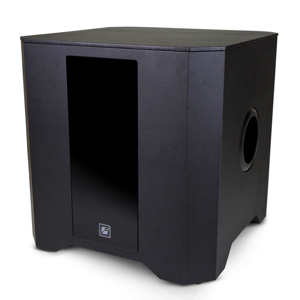 Subwoofer Ativo Frahm RD SW 10 - 150 Watts RMS - Preto