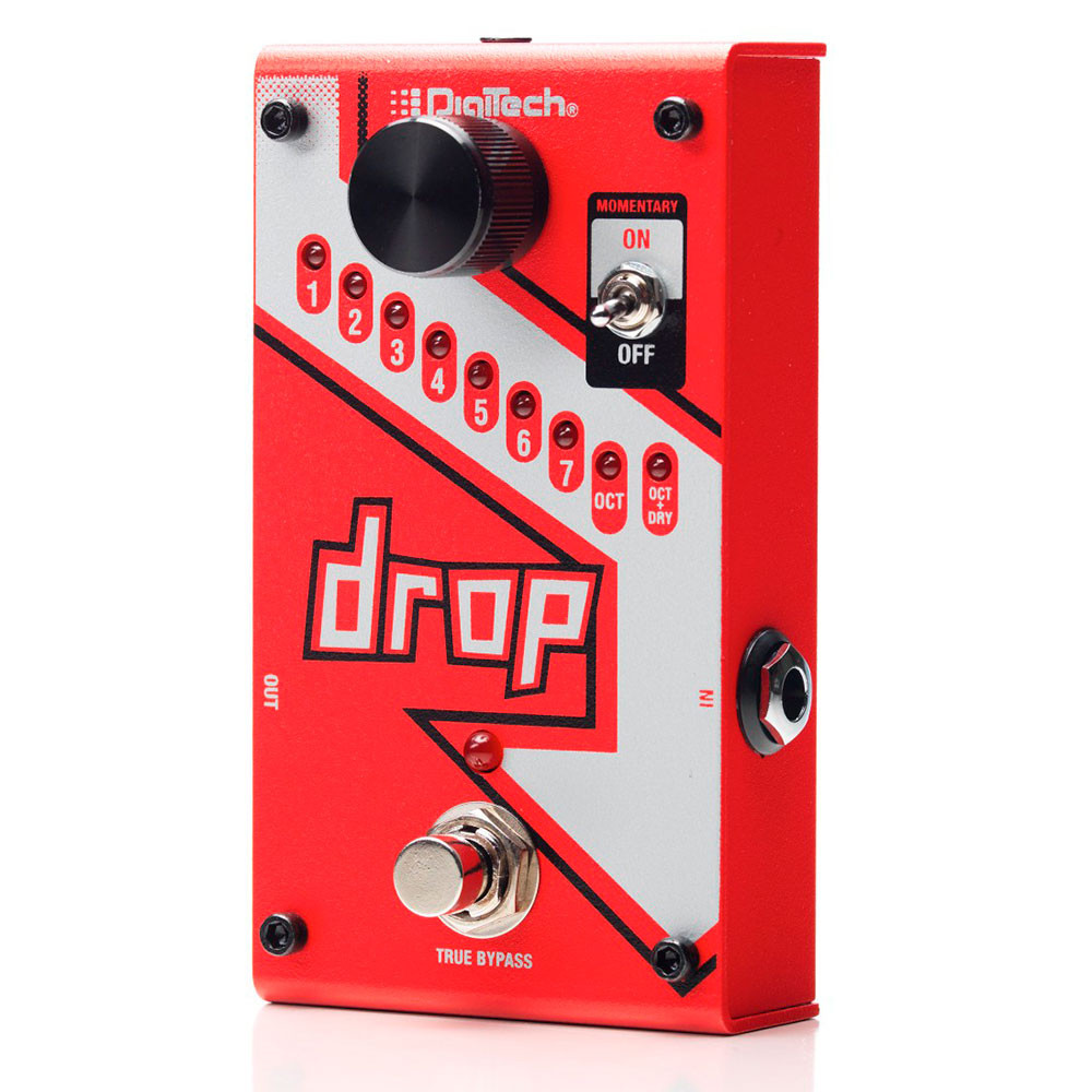 Pedal Digitech Polifônico The Drop