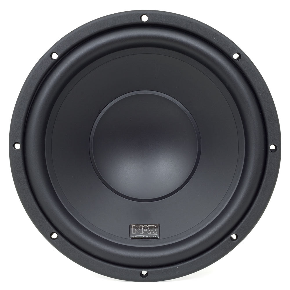 "Subwoofer 10"" NAR Audio 1004-SW-2 - 250 Watts RMS - 4 Ohms"