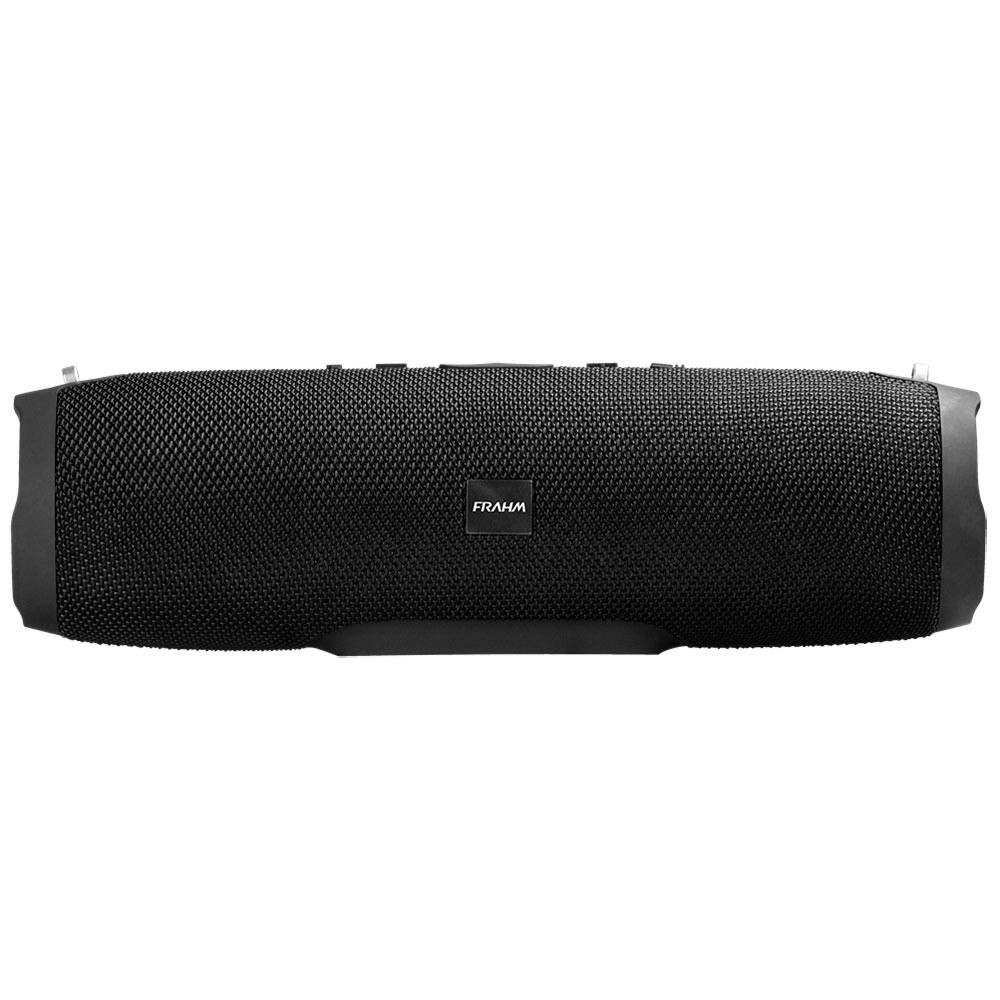 Caixa de Som Portátil Frahm SoundBox One USB, SD, P2 e Bluetooth - 36 Watts RMS - Preta