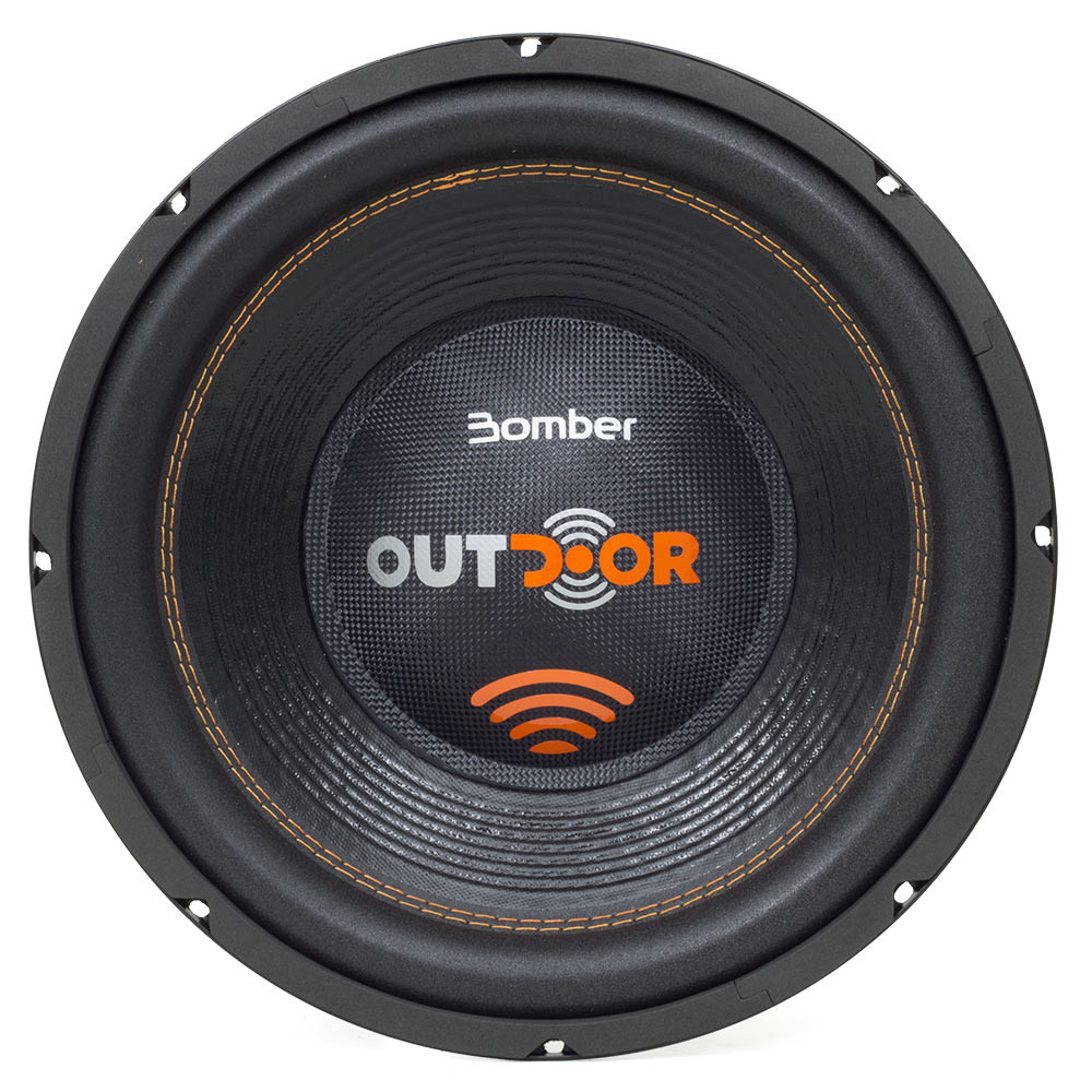 "Subwoofer 12"" Bomber Outdoor - 800 Watts RMS - 4 Ohms"