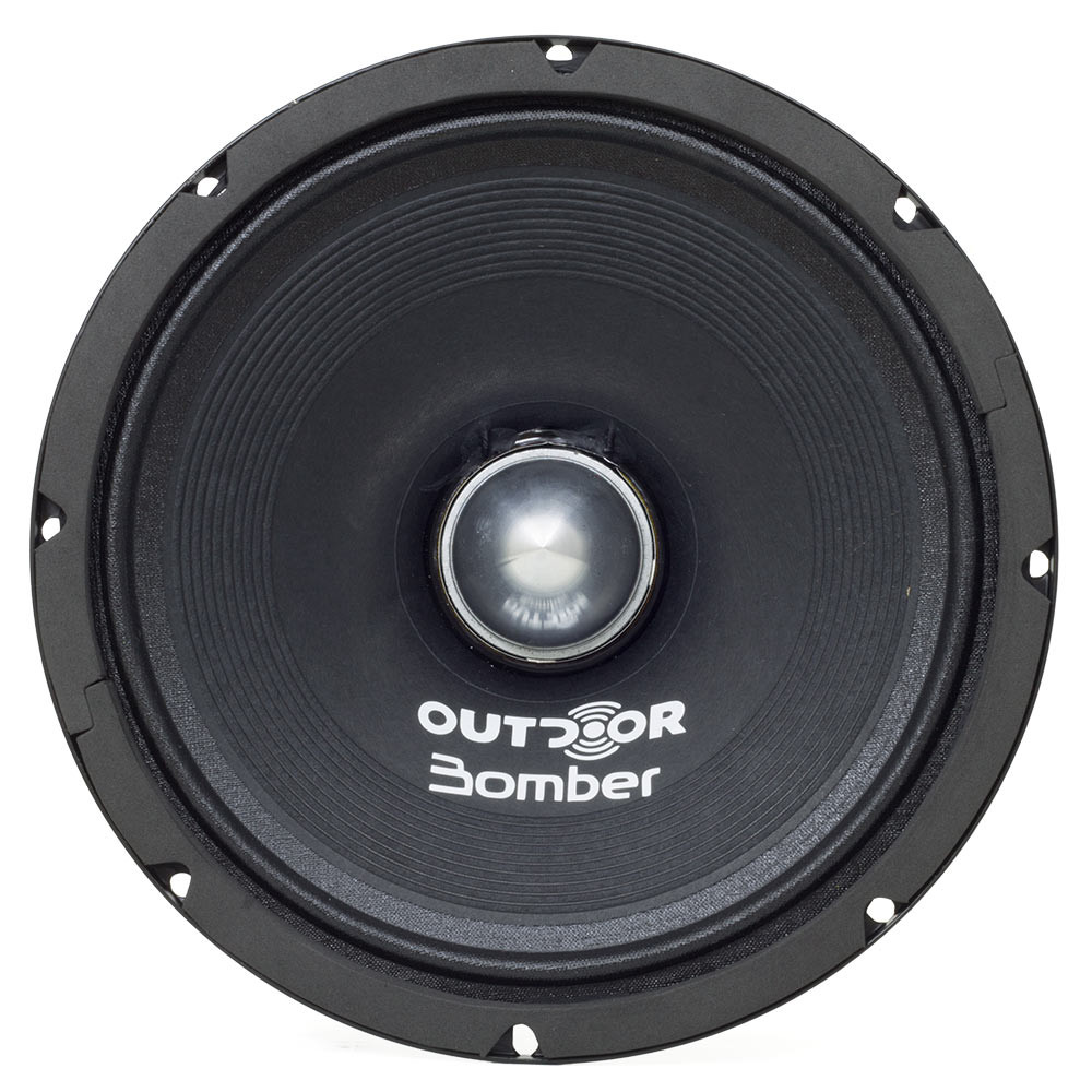 """Woofer 8"""" Bomber MG Outdoor - 200 Watts RMS - 4 Ohms"""