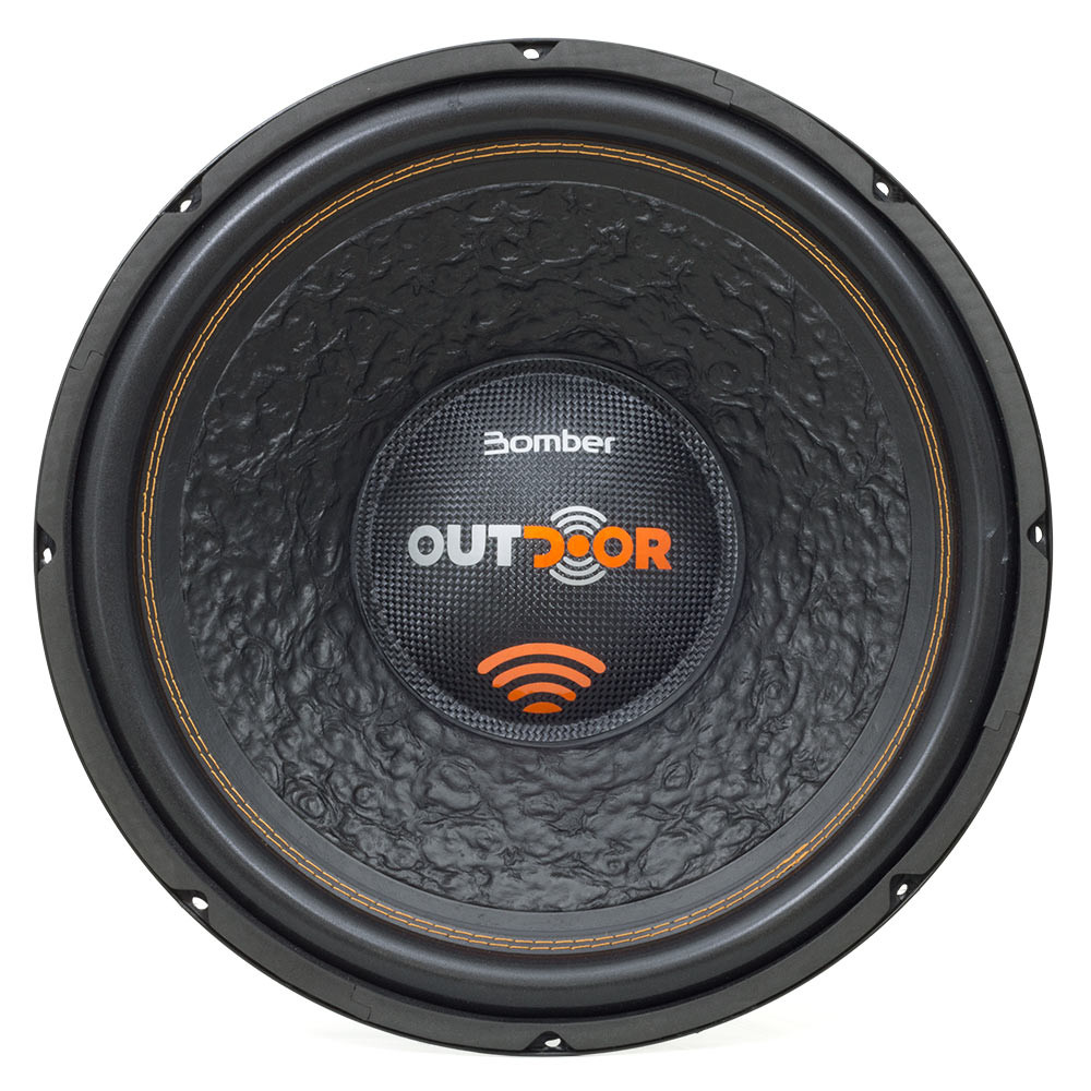 """Subwoofer 15"""" Bomber Outdoor - 1200 Watts RMS - 4 Ohms"""