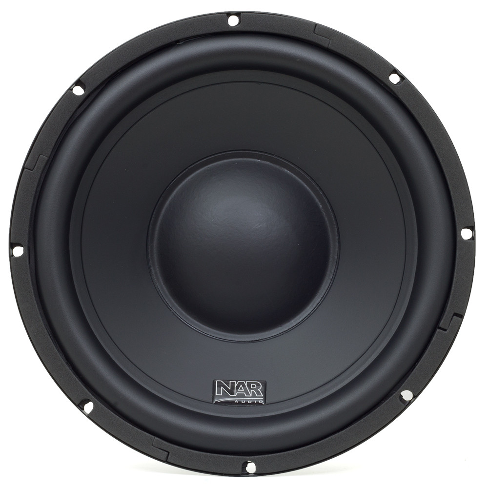 """Subwoofer 10"""" NAR Audio 1004-SW-1 - 200 Watts RMS - 4 Ohms"""