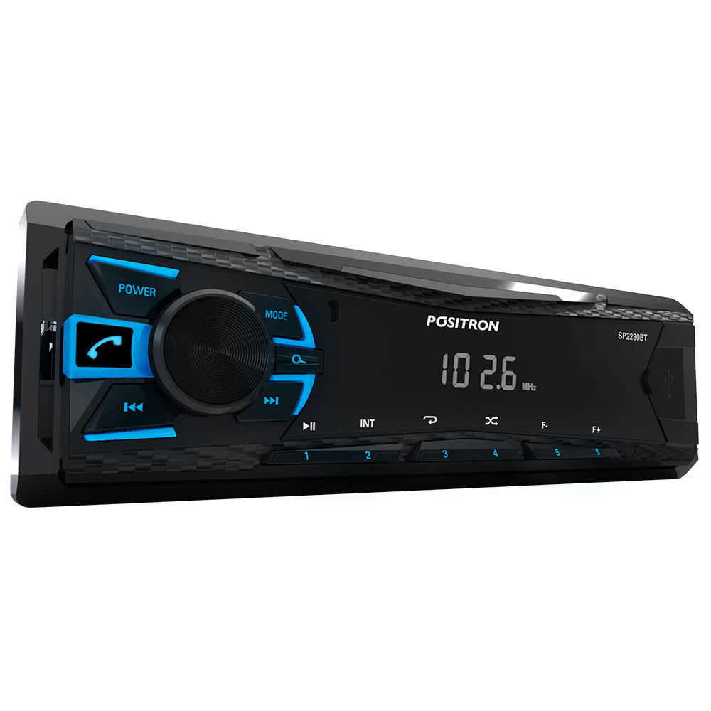 MP3 Player Automotivo Positron SP2230 BT - USB e Bluetooth