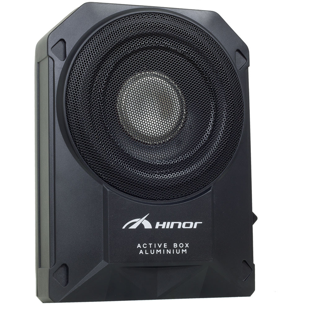 Caixa Amplificada Hinor Active Box Aluminium 8""