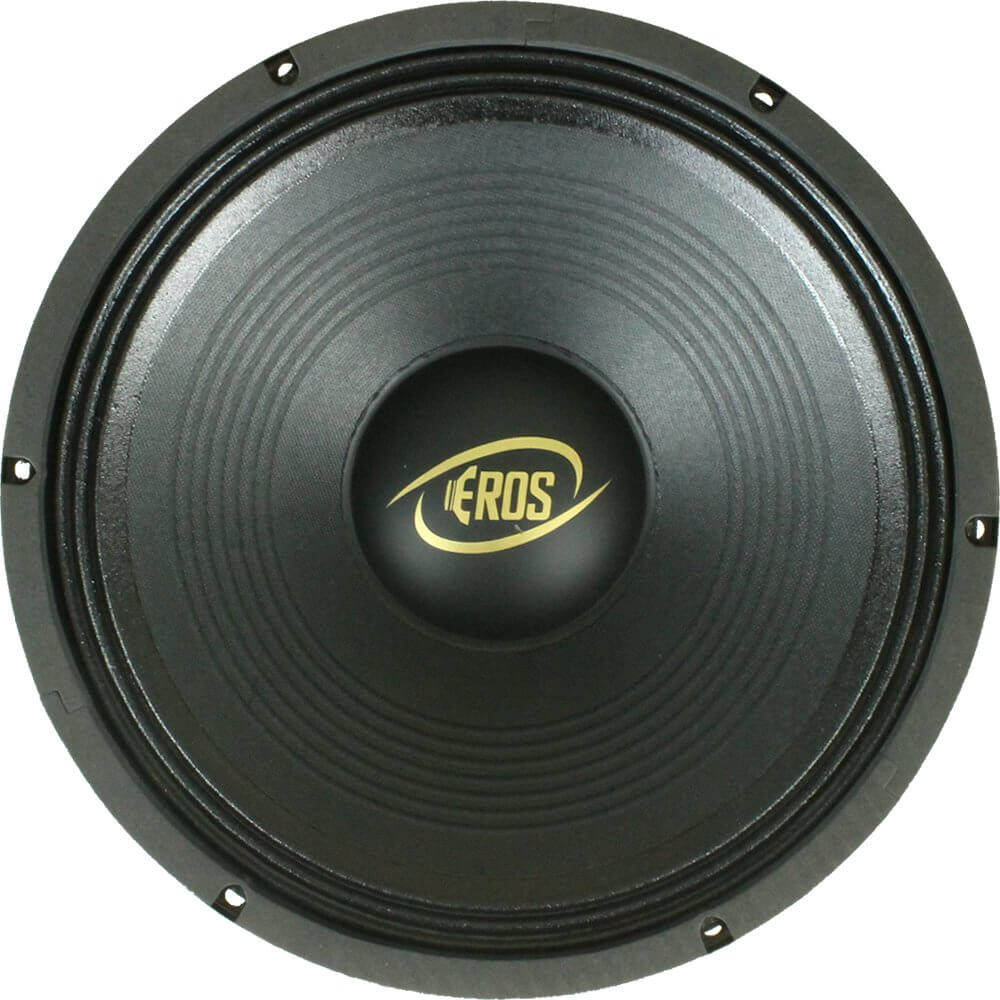 "Woofer 12"" Eros E-12 450LC Black - 450 Watts RMS - 8 Ohms"