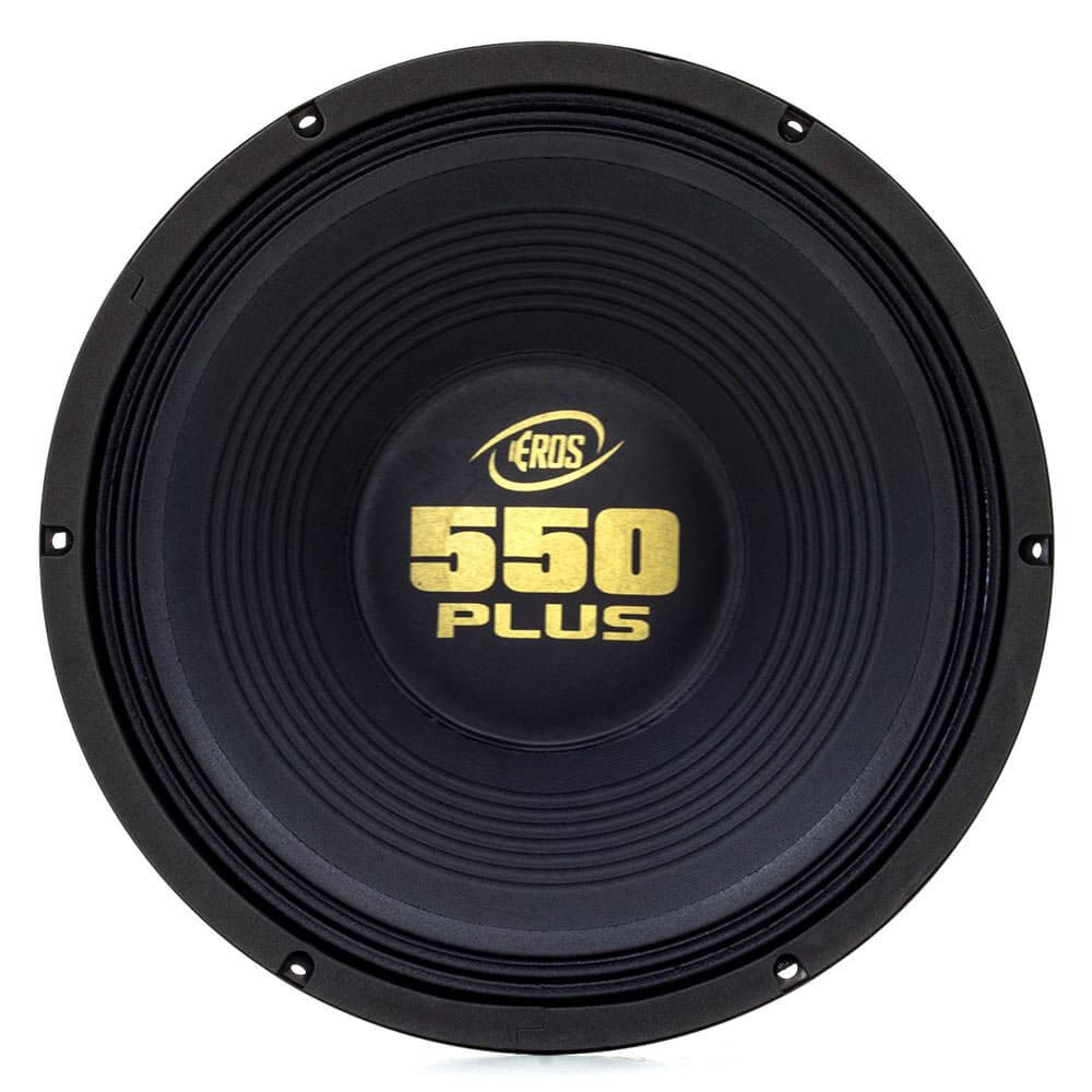 "Woofer 12"" Eros E-12 550 Plus - 550 Watts RMS - 4 Ohms"