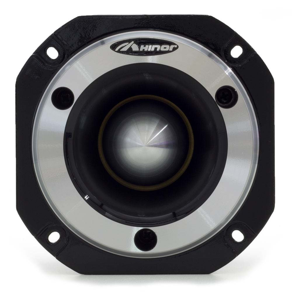 Super Tweeter Hinor HST600 Trinyum Black - 300 Watts RMS