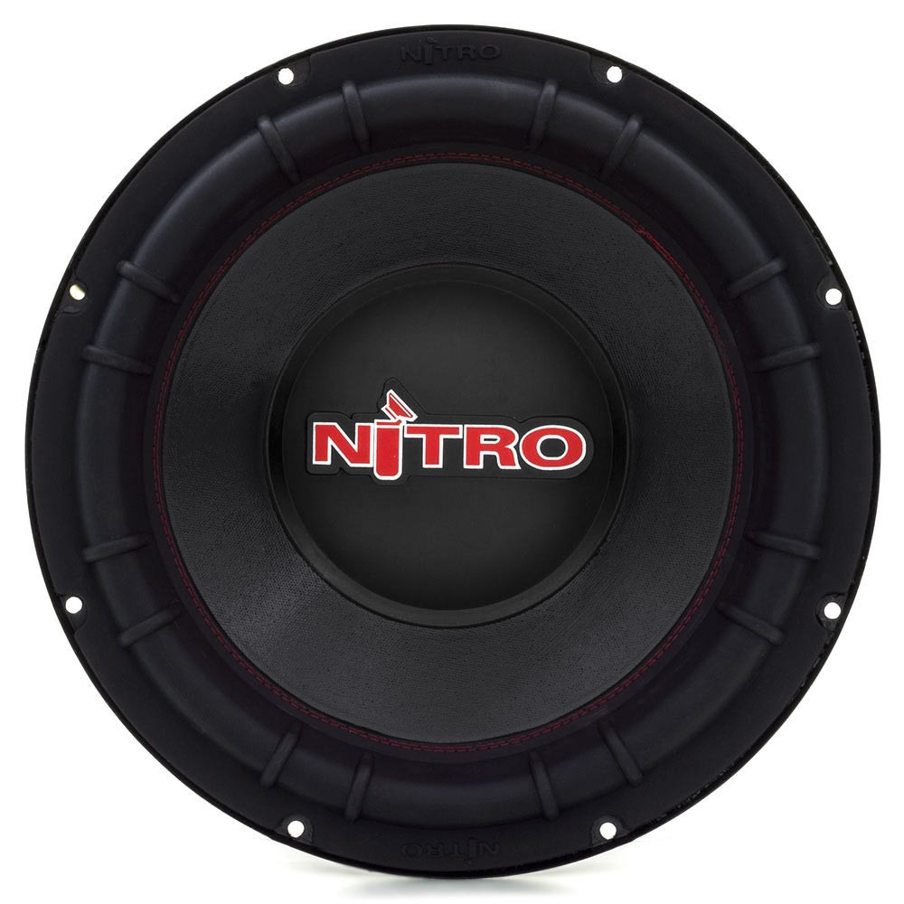 "Subwoofer 12"" Spyder Nitro G5 - 700 Watts RMS - 4 + 4 Ohms"