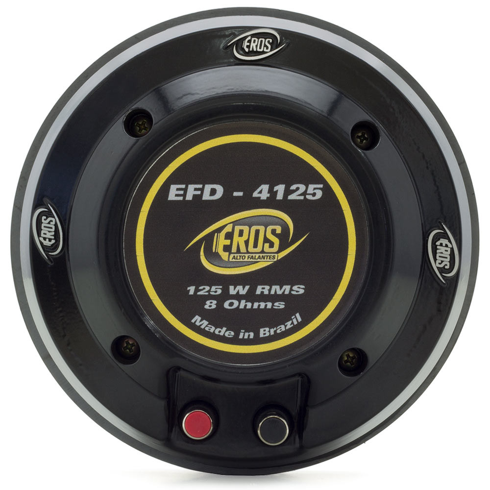 Driver Eros EFD-4125 - 125 Watts RMS