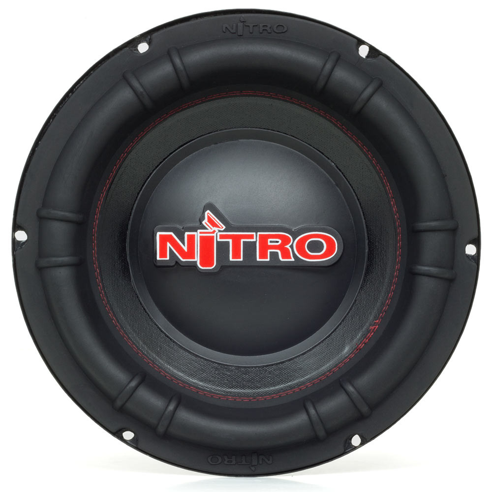 "Subwoofer 10"" Spyder Nitro - 700 Watts RMS - 4+4 Ohms"