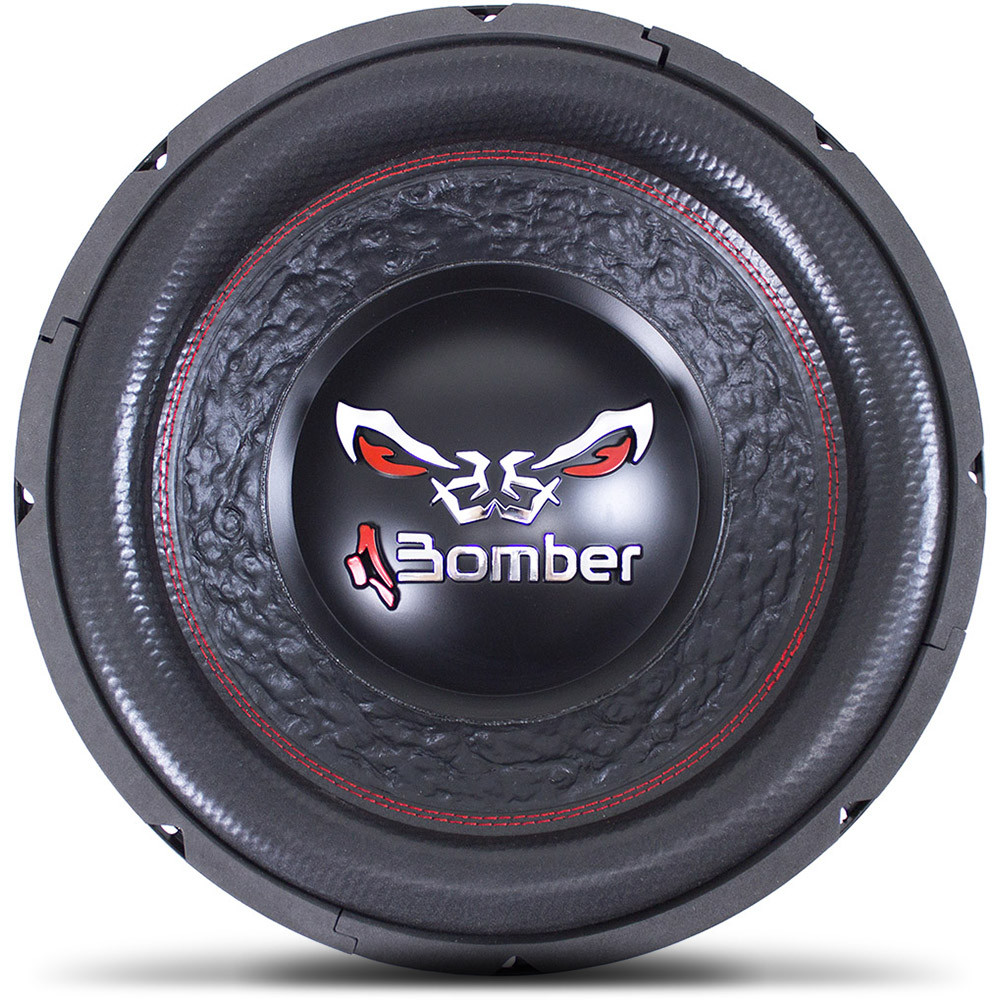 "Subwoofer 12"" Bomber Bicho Papão - 800 Watts RMS - 4 + 4 Ohms"