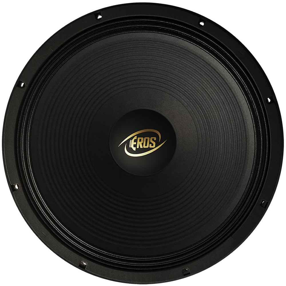 "Woofer 15"" Eros 315LC - 400 Watts RMS - Impedância: 4 Ohms"