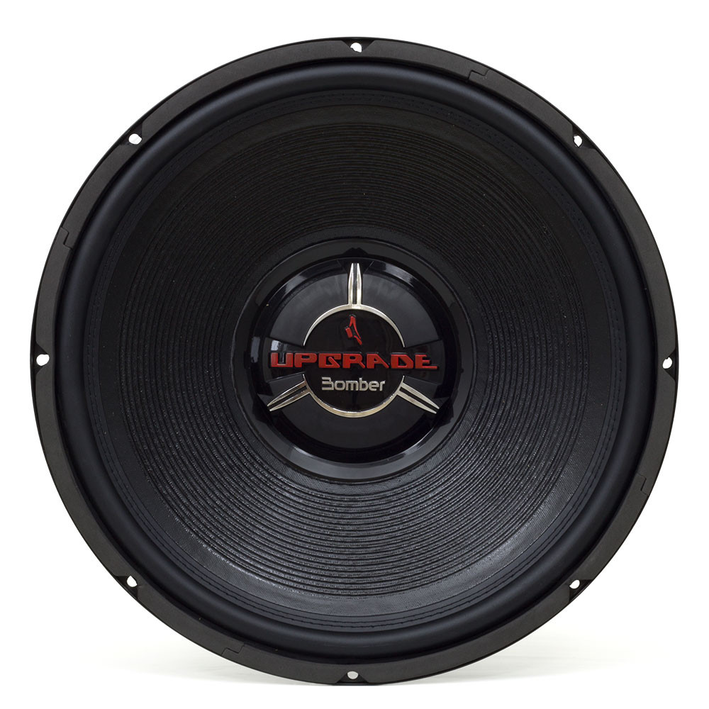 """Subwoofer 15"""" Bomber Upgrade - 350 Watts RMS - 4 Ohms"""