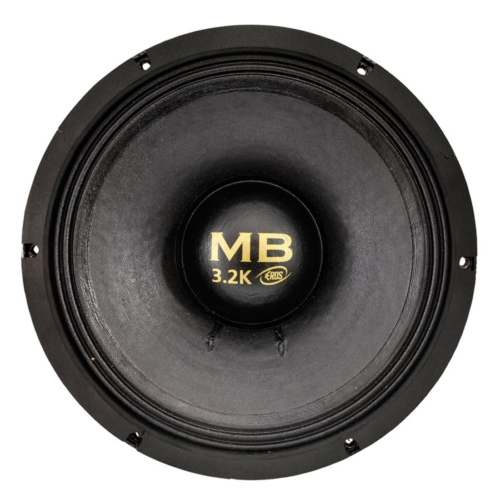 "Woofer 12"" Eros E-12 MB 3.2K - 1600 Watts RMS - Impedância: 2 Ohms"