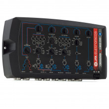Crossover Digital JFA X5 Bass Evo - 5 Vias