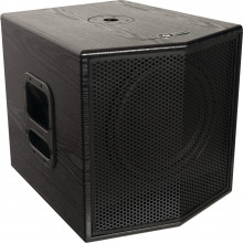 Subwoofer Ativo Frahm Sub PS 12 SW A - 500 Watts RMS
