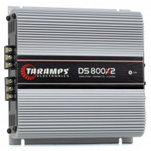 Módulo Amplificador Digital Taramps DS 800x2 Canais - 800 Watts RMS - 2 Ohms