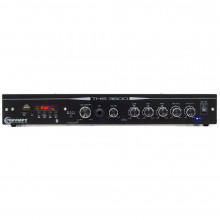 Amplificador Receiver Taramps THS 3600 Multi Canais USB SD Rádio Bluetooth 120W RMS Residencial Bar