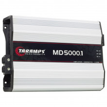 Módulo Amplificador Digital Taramps MD 5000 - 1 Canal - 5000 Watts RMS - 1 Ohm