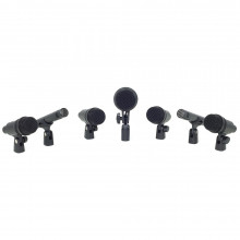 Kit de Microfones AKG Drum Set Session 1 para Bateria