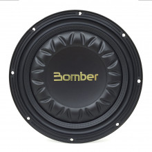 "Subwoofer 10"" Bomber Slim High Power - 350 Watts RMS - 2 Ohms"