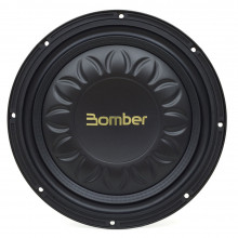 "Subwoofer 12"" Bomber Slim High Power - 400 Watts RMS - 4 Ohms"