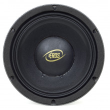 "Woofer 8"" Eros E-378 XH Black - 370 Watts RMS - 8 Ohms"