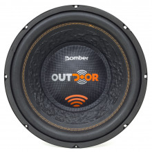 "Subwoofer 12"" Bomber Outdoor - 1200 Watts RMS - 4 Ohms"