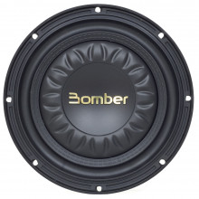 "Subwoofer 8"" Bomber Slim High Power - 300 Watts RMS - 4 Ohms"