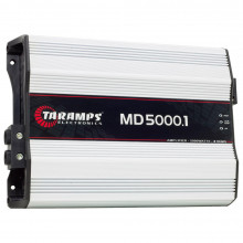 Módulo Amplificador Digital Taramps MD 5000 - 1 Canal - 5000 Watts RMS - 2 Ohms