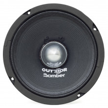 """Woofer 6"""" Bomber MG Outdoor - 200 Watts RMS - 4 Ohms"""