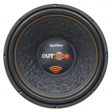 "Subwoofer 15"" Bomber Outdoor - 1200 Watts RMS - 4 Ohms"