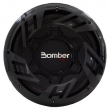 """Subwoofer 12"""" Bomber Carbon - 500 Watts RMS - 4+4 Ohms"""