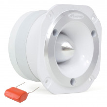 Super Tweeter Hinor HST600 Trinyum Branco - 300 Watts RMS + Capacitor