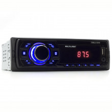 MP3 Player Automotivo Multilaser New One - USB, SD e Aux P3318 - OUTLET