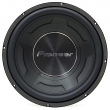 "Subwoofer 12"" Pioneer TS-W3090BR - 600 Watts RMS - 4+4 Ohms"