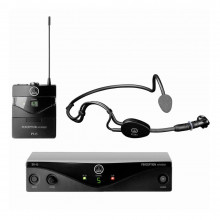 Microfone AKG PW SSET A 45 Sport Headset Perception Wireless