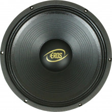 "Woofer 12"" Eros E-450LC Black - 450 Watts RMS - 4 Ohms"