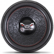 "Subwoofer 15"" Bomber Bicho Papão - 800 Watts RMS - 4 + 4 Ohms"