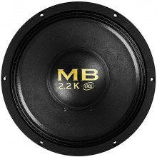 "Woofer 12"" Eros E-12 MB 2.2K - 1100 Watts RMS - 4 Ohms"