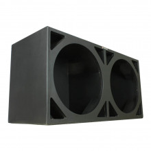 Caixa Premier Audio Dutada Full Power para 2 Alto-Falantes de 18""