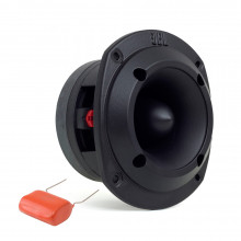 Super Tweeter JBL Selenium ST400 Black - 150 Watts RMS + Capacitor