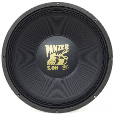 "Subwoofer 18"" Eros E-18 Panzer 5.0K - 2500 Watts RMS - 4 Ohms"