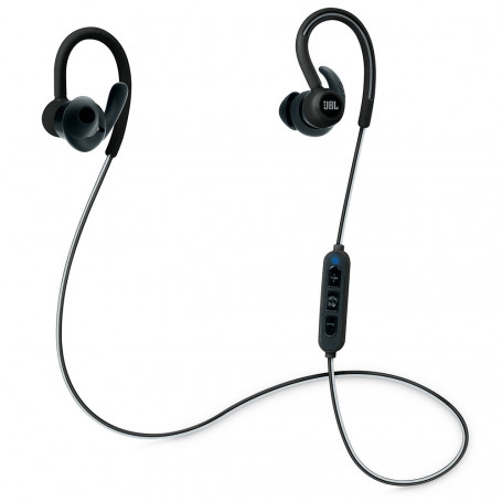 Fone de Ouvido JBL Reflect Contour In Ear Bluetooth Preto