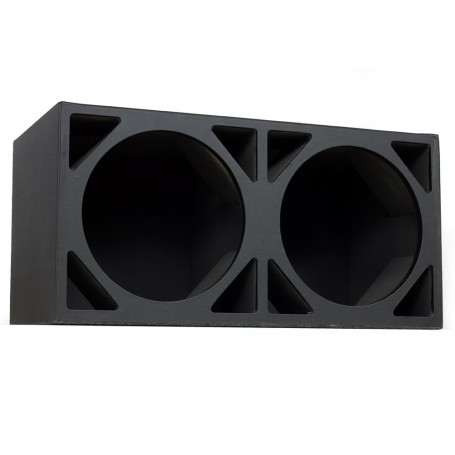 Caixa Premier Audio Dutada Full Power para 2 Alto-Falantes de 12""